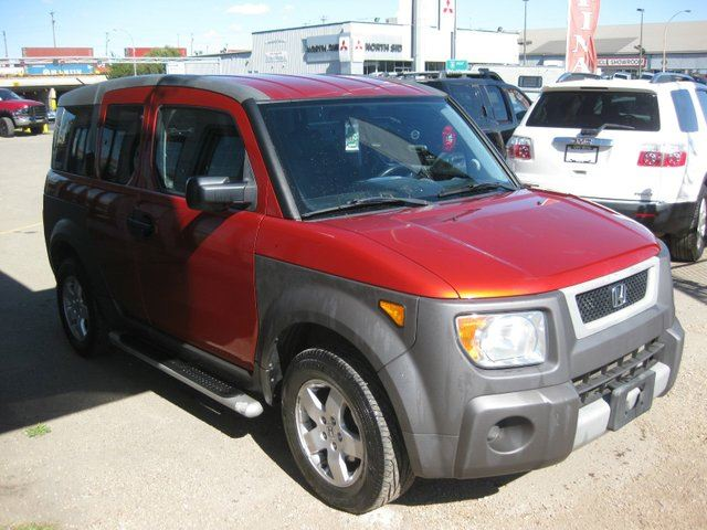 2003 honda element y package 4dr 4x4 edmonton alberta. Black Bedroom Furniture Sets. Home Design Ideas