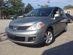 2009 Nissan Versa 1.8SL - New (CVT FE+) in St Catharines, Ontario
