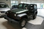 2010 Jeep Wrangler SPORT SOFT TOP 4WD in Gatineau, Quebec