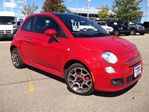 2012 Fiat 500 ***SPORT***POWER SUNROOF***TRANS***AIR COND** in Mississauga, Ontario