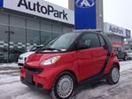 2012 Smart Fortwo Pure WHAT A SMART CHOICE!!! in Burlington, Ontario