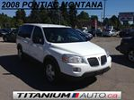 2008 Pontiac Montana SV6           in London, Ontario