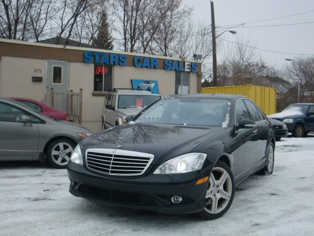 Used 2008 mercedes benz s class 4 7l ottawa for Mercedes benz s550 rims for sale