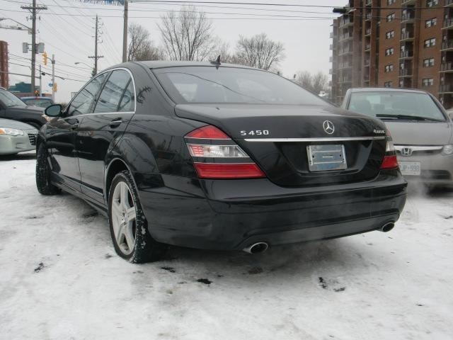 Used 2008 mercedes benz s class 4 7l ottawa for 2008 mercedes benz s class