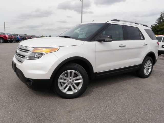 2014 ford explorer xlt awd port perry ontario new car for sale 1859800. Black Bedroom Furniture Sets. Home Design Ideas