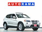 2011 BMW X3 PREMIUM PKG NAVIGATION PANORAMIC SUNROOF LEATHER 4WD in North York, Ontario