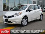 2014 Nissan Versa 1.6 SV Convenience in Nepean, Ontario