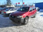 2005 Ford Escape XLS 4x4 in Ottawa, Ontario