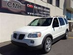 2007 Pontiac Montana SV6 EXTENDED DVD QUADS PWR-SEAT (CERTIFIED) in St Catharines, Ontario
