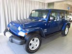2009 Jeep Wrangler Unlimited Sahara in Moose Jaw, Saskatchewan