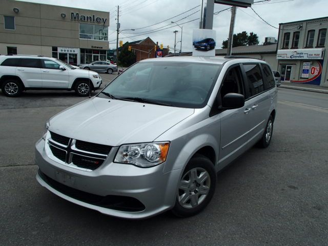 2012 dodge grand caravan se silver manley motors limited for Manley motors used cars