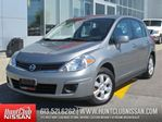 2011 Nissan Versa 1.8SL with Navigation in Nepean, Ontario