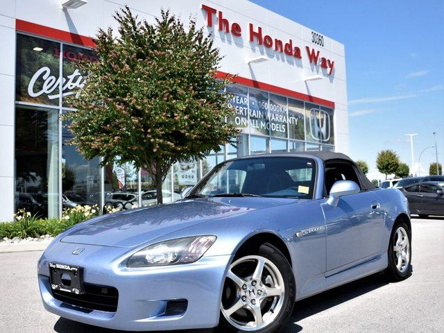 2003 Honda S2000 Roadster in Abbotsford, British Columbia