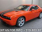 2010 Dodge Challenger SRT-8 6-SPD MANUAL! NAVI! LEATHER! Coupe in Guelph, Ontario
