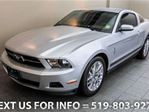 2012 Ford Mustang V6 COUPE w/ PONY PKG! AUTOMATIC! SPOILER! ONLY 12, in Guelph, Ontario