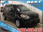 2013 Kia Soul 1.6L that's great on gas! FWD, Cloth interior in Red Deer, Alberta