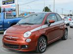 2012 Fiat 500 Sport ( auto, seulement 23 368km, mags, air cli in Laval, Quebec