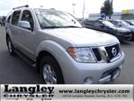 2009 Nissan Pathfinder SE w/ 3rd Row Seating & Accident Free in Surrey, British Columbia