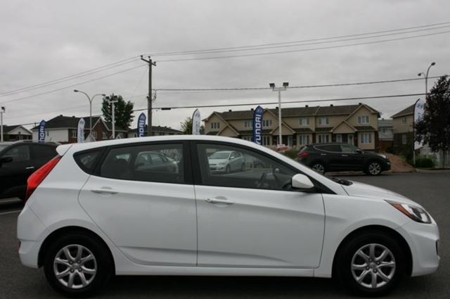 Used 2014 hyundai accent gl automatique saint jean for Meuble accent st jean sur richelieu