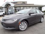 2015 Chrysler 200 LX 4 CYLINDER 9 SPEED in Hamilton, Ontario