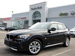 2012 BMW X1 28i XDRIVE NAV PANO SUNROOF HTD FRT SEATS POWER OPTS in Thornhill, Ontario