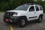 2012 Nissan Xterra PRO-4X V6 4X4 WITH DVD PLAYER in Ottawa, Ontario