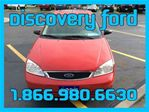 2007 Ford Focus SES ***LEATHER AND POWER MOON ROOF*** in Burlington, Ontario