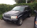 2004 Jeep Grand Cherokee Limited,AS Is, Not Certified in Concord, Ontario