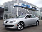 2013 Mazda MAZDA6 GS has Bluetooth + Room for FIVE Adults in Mississauga, Ontario