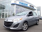 2014 Mazda MAZDA5 GS with Bluetooth + Convenience Package in Mississauga, Ontario