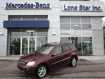 2008 Mercedes-Benz ML320