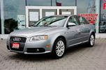 2008 Audi A4 2.0T QUATTRO S-LINE NO ACCIDENT in North York, Ontario