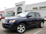 2012 Jeep Compass Sport 4X4 KEYLESS ENTRY A/C HTD FRT SEATS PWR OPTS ALLOYS TINT in Thornhill, Ontario