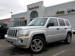 2008 Jeep Patriot Sport 4X4 KEYLESS ENTRY PWR OPTS A/C CD PLAYER ALLOYS TINT in Thornhill, Ontario