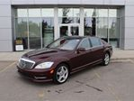 2011 Mercedes-Benz S-Class S550 4MATIC! HIGHLY OPTIONED! in Calgary, Alberta