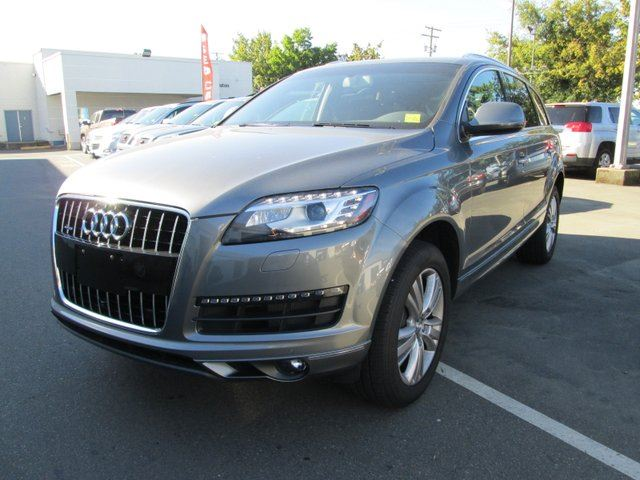 2013 AUDI Q7 quattro in Victoria, British Columbia