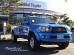 2010 Toyota Tacoma DOUBLE CAB TRD 4X4 in Richmond, British Columbia