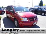 2008 Dodge Grand Caravan SE w/ 2nd Row n' Go & Tri Zone Temp Ctrl in Surrey, British Columbia