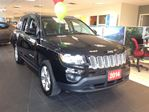 2014 Jeep Compass ***4X4***6 SPD AUTO TRANS***NORTH***U CONNECT H in Mississauga, Ontario
