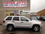 2005 Jeep Grand Cherokee LEATHER 4WD CERTIFIED!! SUV in North York, Ontario