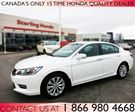 2013 Honda Accord EX-L V6 Automatic Certified in Hamilton, Ontario