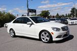 2011 Mercedes-Benz C-Class C300 4MATIC ONLY 73K! NOT A MIS-PRINT! SPORT PKG in Scarborough, Ontario