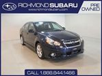 2014 Subaru Legacy 2.5i Convenience Package in Richmond, British Columbia