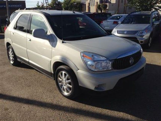 2006 buick rendezvous cxl edmonton alberta used car for. Black Bedroom Furniture Sets. Home Design Ideas