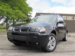 2006 BMW X3 M sport,AWD,Panoramic roof in Markham, Ontario