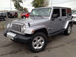 2014 Jeep Wrangler Unlimited Sahara***KEYLESS***A/C***4X4*** in Mississauga, Ontario