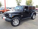2013 Jeep Wrangler Unlimited Sahara in Mississauga, Ontario