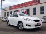 2010 Toyota Matrix TOURING PACKAGE, TOYOTA CERTIFIED in Bolton, Ontario