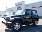 2015 Jeep Wrangler Sport NEW 4X4 SUNRIDER SOFT TOP GREAT VALUE in Thornhill, Ontario