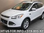 2014 Ford Escape SE 4WD ECOBOOST w/ CAMERA! SYNC! SENSORS! 4x4 in Guelph, Ontario